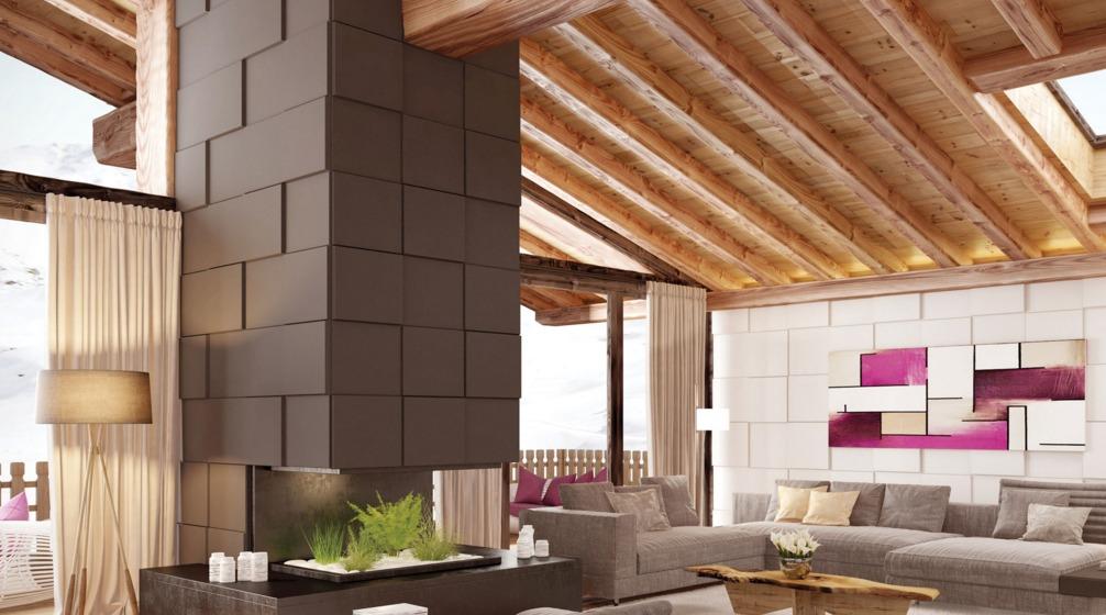 Pannello decorativo 3d arstyl wall domino - Pannello decorativo design ...