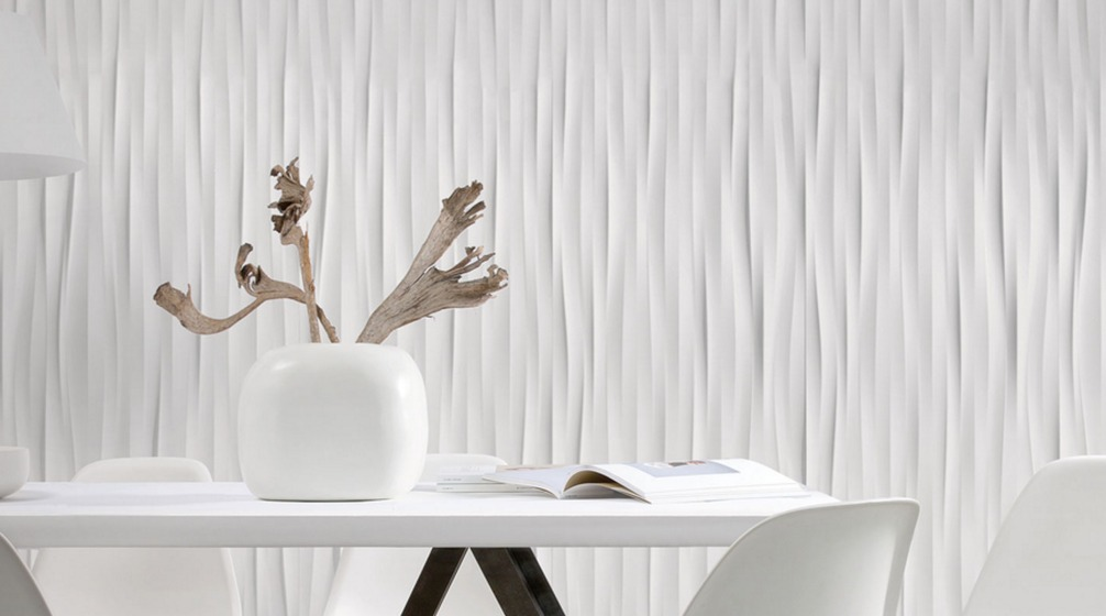 Pannello decorativo d arstyl wall wave