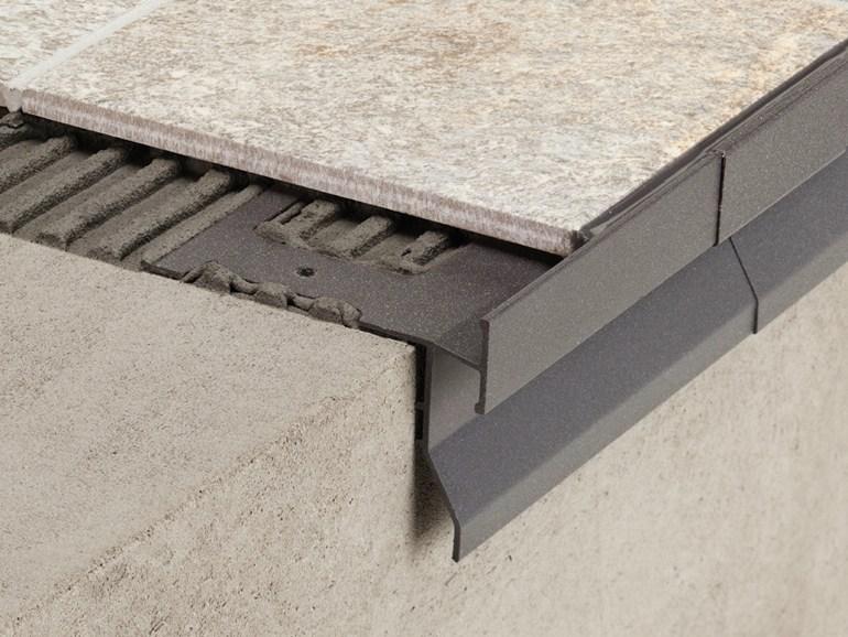 Profilo gocciolatoio protec cpgv 55 alluminio