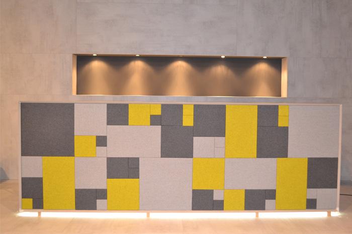 Kit piastrelle adesive murales ecopelle cm